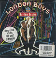 Maué / The London Boys, Harlem Desire, Limited Sticker Edition