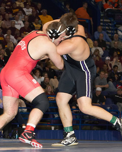 Dustin Fox (Northwestern) def. J. D. Bergman (Ohio State) _R3P8070-S