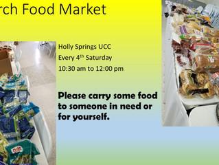 Church Food Market