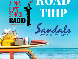 ROAD TRIP: LET'S GO TO SANDALS RESORTS!