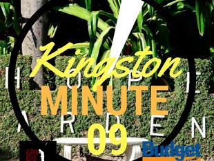 The Kingston Minute - Hope Gardens