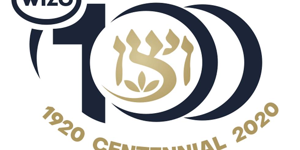 Abertura dos trabalhos WIZO/2020