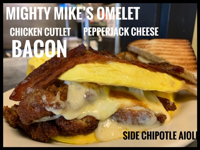 Mighty Mikes Omelet