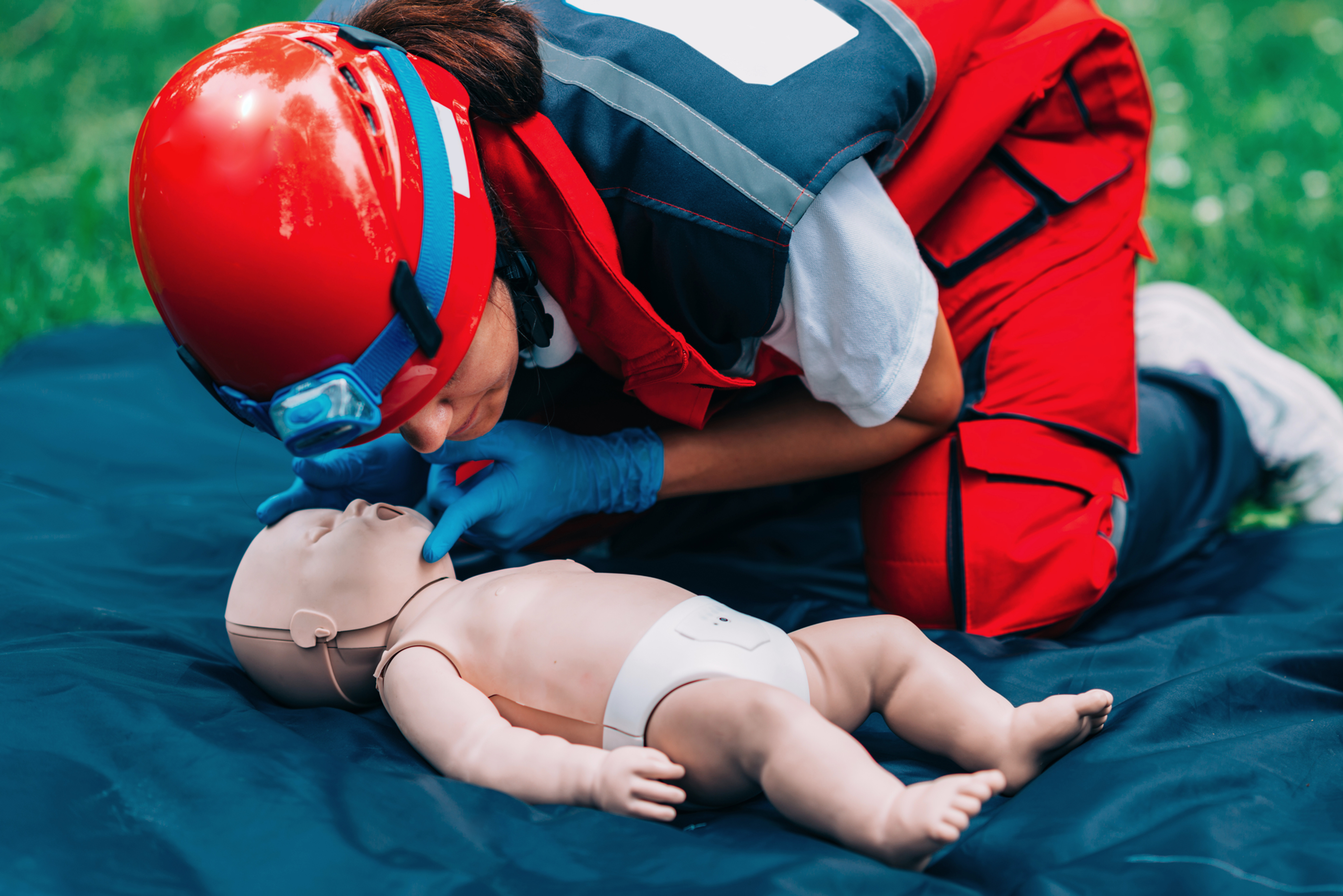 First Aid/CPR AED Training