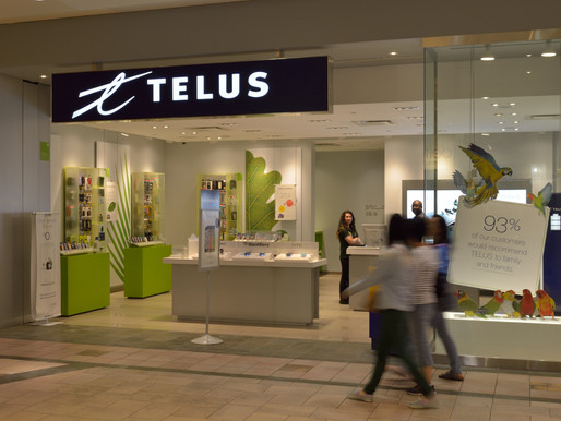 TELUS launches on-device Trade-in service