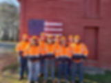 Eagle Landscaping Workers