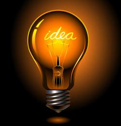 An idea, some ideas
