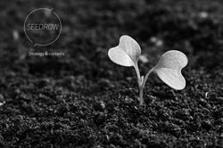 seedrow, to grow in order