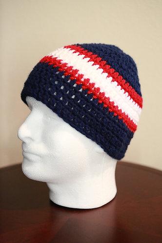 Team Sports Hat - New England Patriots