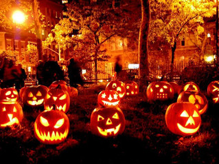 Vive Halloween en Londres!
