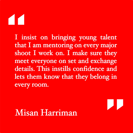 Misan Harriman quote.png