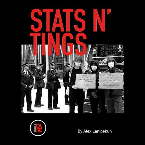 eBOOK - STATS N' TINGS by Alex Lanipekun