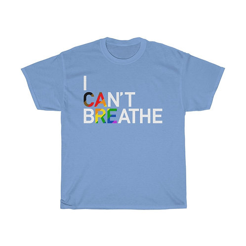 BREATHE PROUDLY Cotton Tee