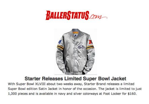 BallerStatus
