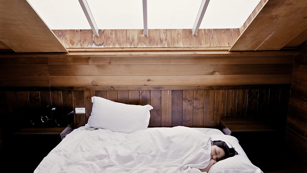 Restful Sleep Affirmations