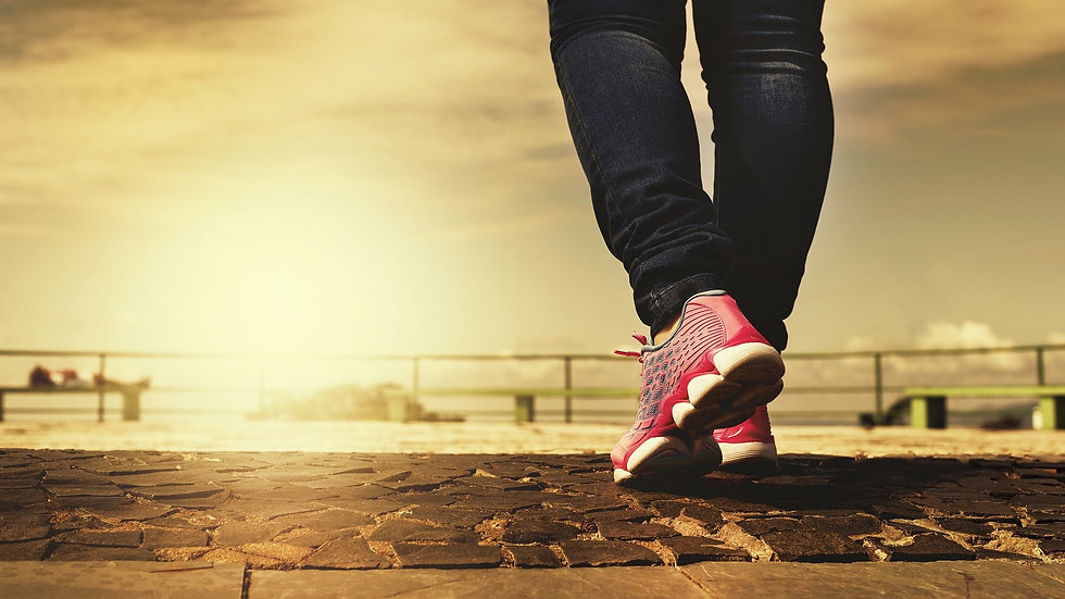 Increase in Exercise Affirmations