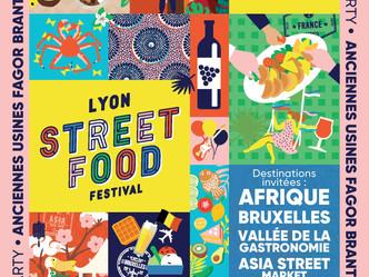 La crème de la crème... Nous serons au Streetfood festival !