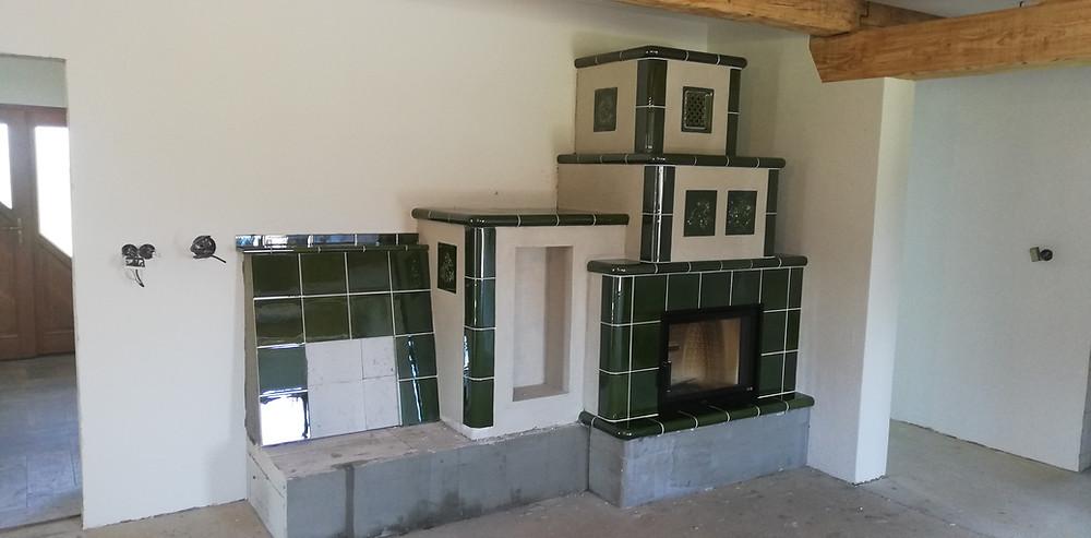 yelena kachlova pec, stavba pece, kachle, piecka