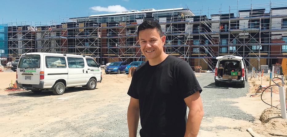 Hamilton Central Development - Leon Da-Silva