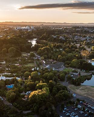 Hamilton City Council - Hamilton Gardens