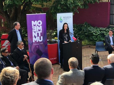 Govt funding hits 'go' for Waikato Regional Theatre