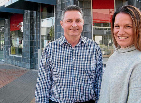 Central city transformation on track
