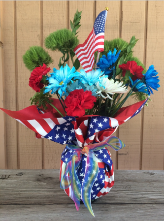 Memorial Day Centerpieces
