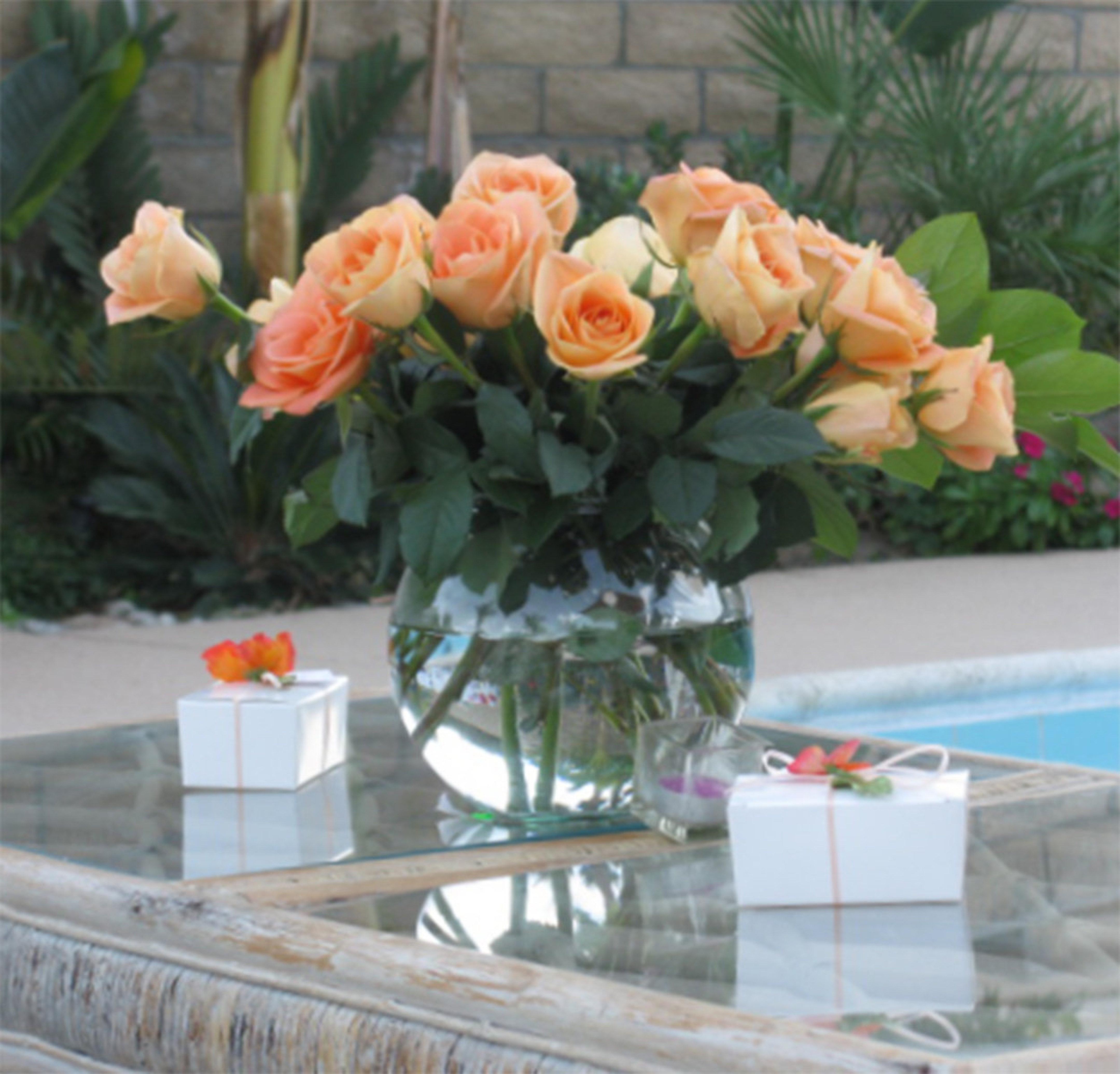 Simple, Classic Roses