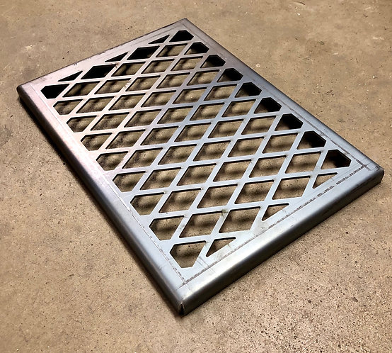 Ash Grate for Woodsman Stove