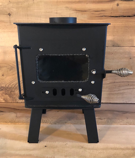The Mini Woodsman Stove ***FREE SHIPPING to US and CANADA***
