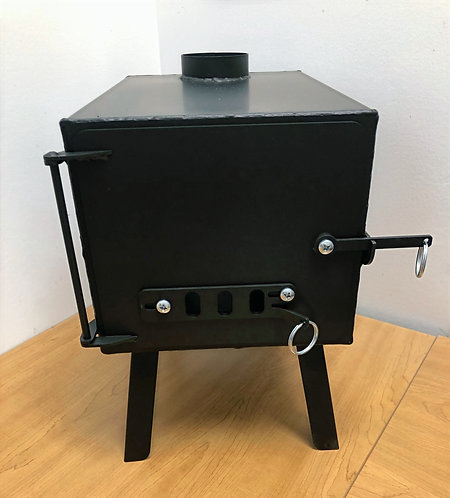 Base Camp Wood Stove  ***FREE SHIPPING to US and CANADA***