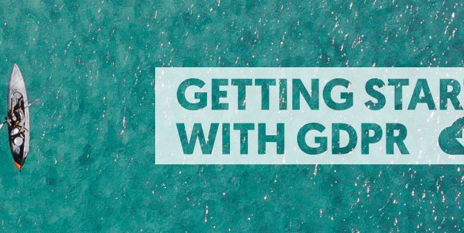 Becoming GDPR compliant with AWS