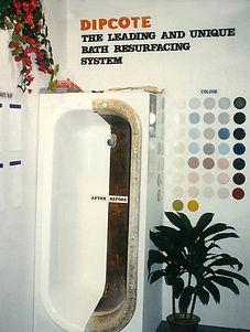 1942 Dipcote Refinishing Service
