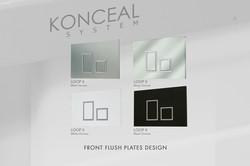 Konceal_FrontPlates