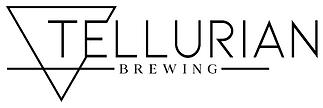 Tellurian Brewing Logo Black2.png