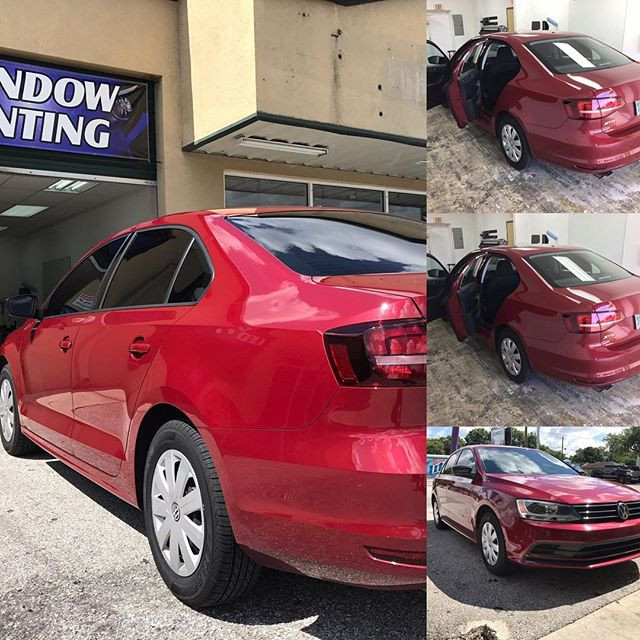 Windows Tint profesional instalación 5%all and Windshield 50 %