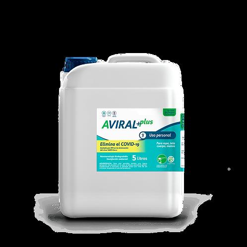 Aviral Plus Uso Personal 5L