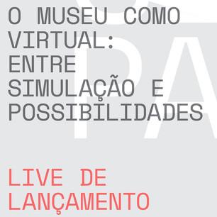 Museu Sem Paredes está no ar!