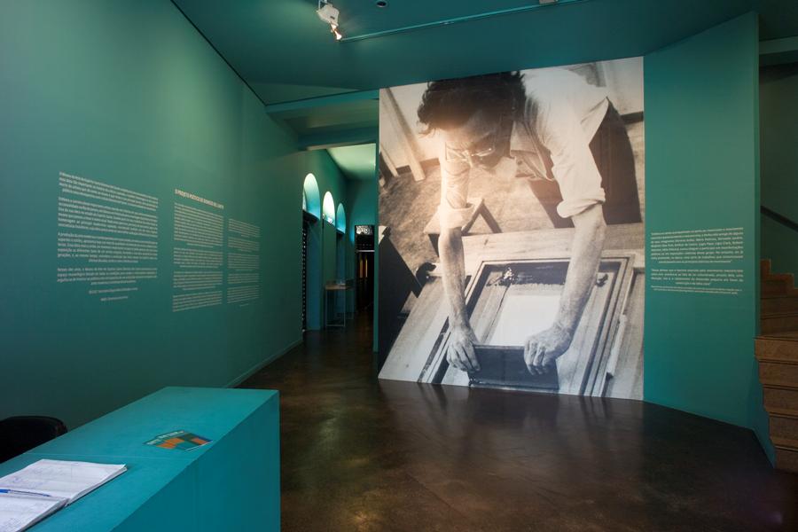 Exposição Dionísio Del Santo, 2008