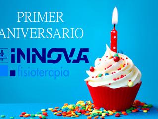 Primer Aniversario Fisioterapia Innova