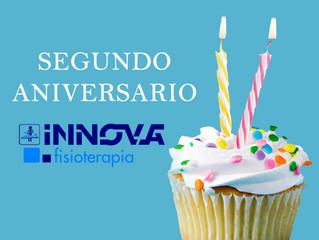 Segundo Aniversario Fisioterapia Innova