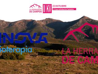 Fisioterapia Innova estará presente en la II edición del KV La Herradura de Campoo