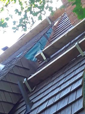 Composite Cedar Installation