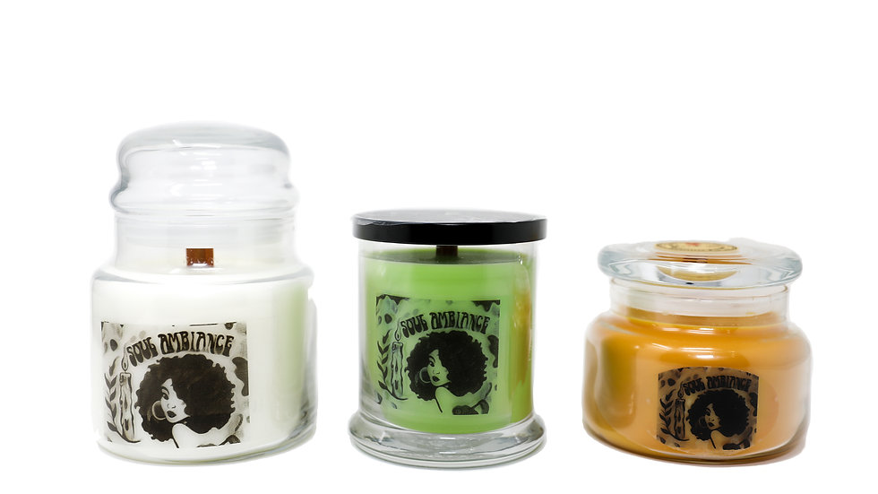 Soul Ambiance scented candles