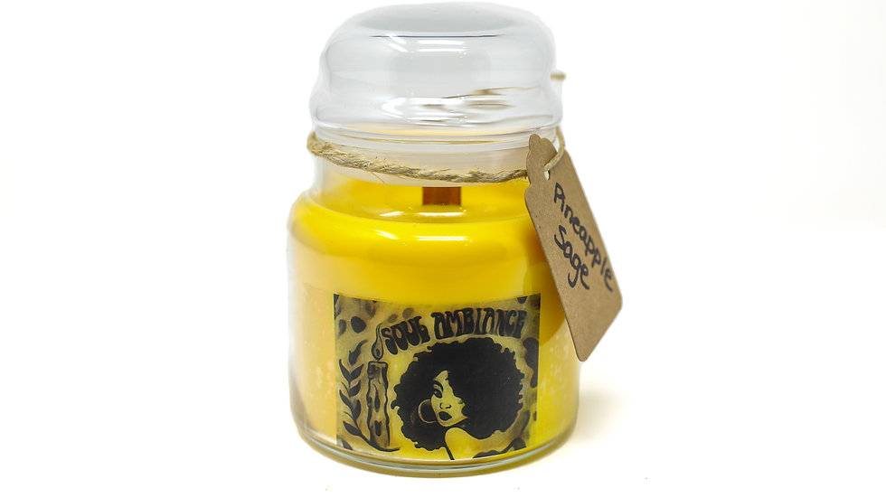 Soul Ambiance (Pineapple Sage candle)