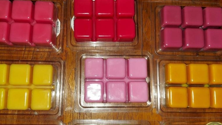 Soul Ambiance Wax Melts (wax burner included)