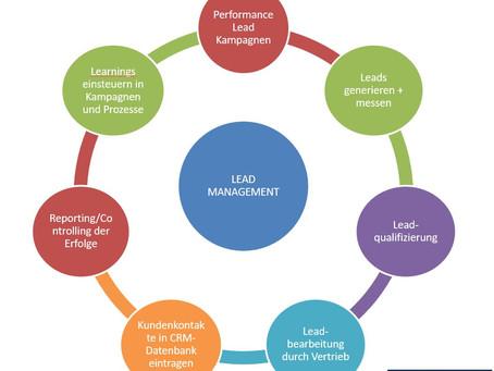 Lead Management – Leads zu Kunden machen!