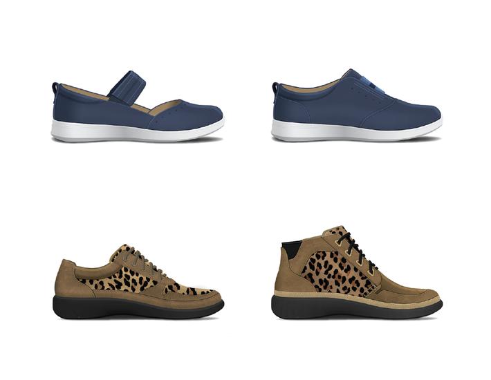 Casual Shoe Concepts