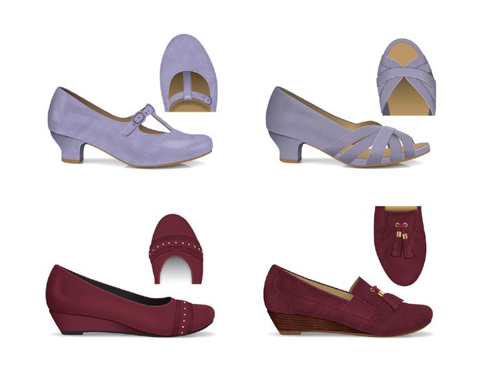Formal Shoe Concepts