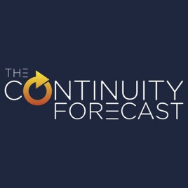 The Continuity Forecast podcast logo